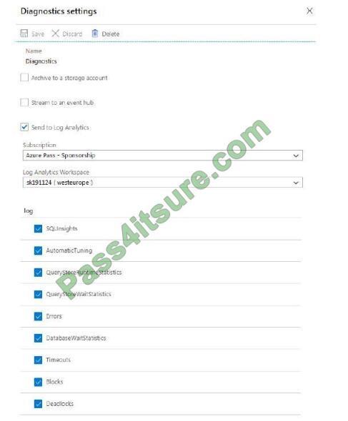 Cert4sure AZ-304 exam questions-q12