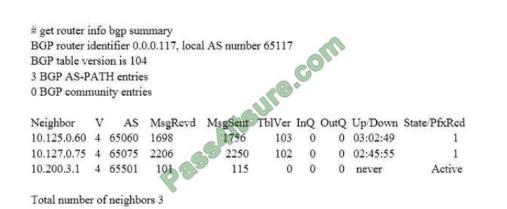 NSE7_EFW-6.2 exam questions-q1